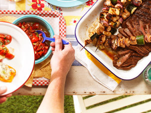 Independence Day dishes