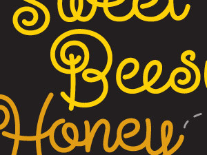 Sweet Beesus Honey