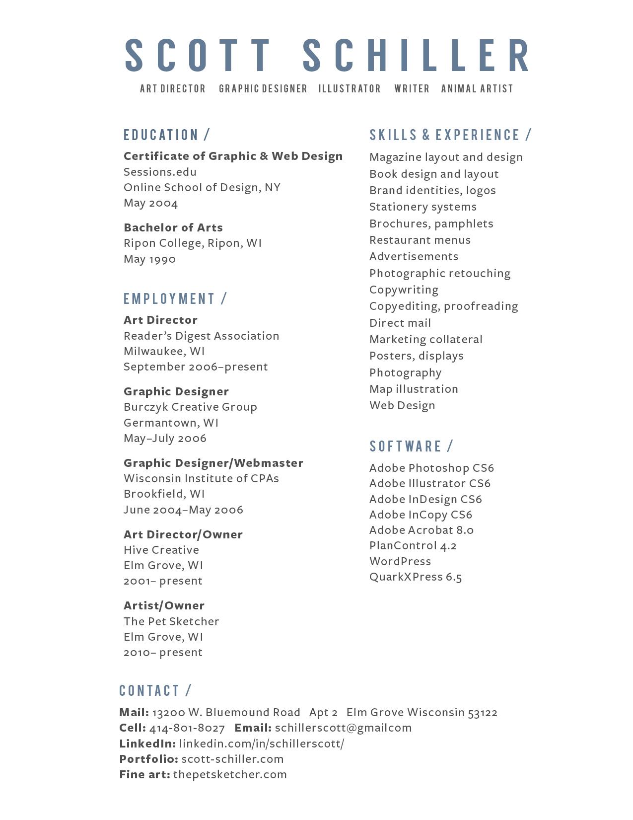 Schiller_resume