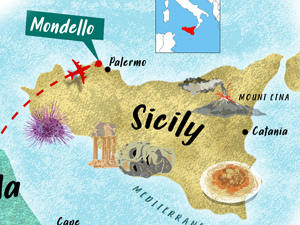 Florida to Sicily