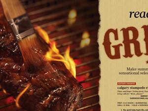 Ready, Set, Grill!