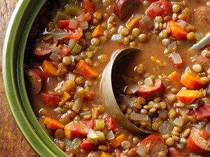 Hearty Soups & Stews