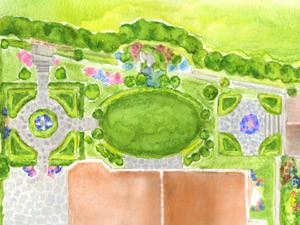 Fulcher garden plan