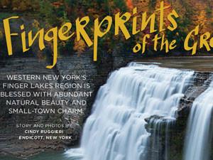 Fingerprints of the Great Spirit
