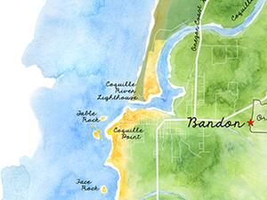Bandon, Oregon